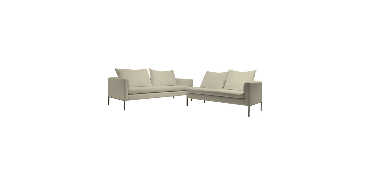 Loft Sofa Amp Sectional Romano